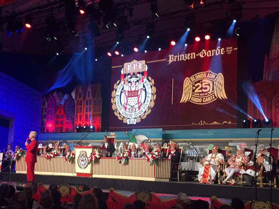 Veranstaltungen - Prinzen-Garde Köln